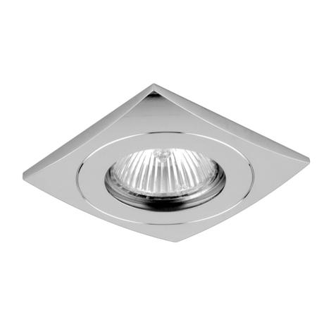 Emithor 71019 - Beépíthető lámpa 1xGU10/50W króm
