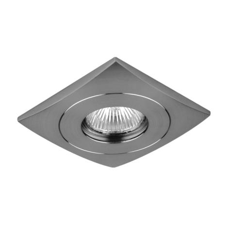 Emithor 71020 - Beépíthető lámpa 1xGU10/50W matt króm