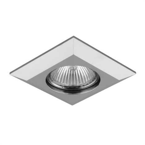 Emithor 71022 - Beépíthető lámpa 1xGU10/50W króm