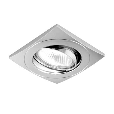 Emithor 71028 - Beépíthető lámpa 1xGU10/50W króm