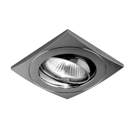 Emithor 71029 - Beépíthető lámpa 1xGU10/50W matt króm