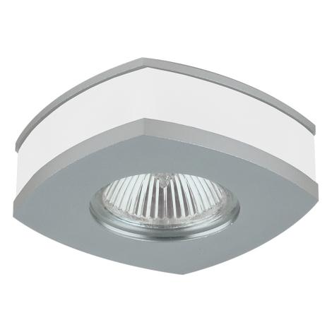Emithor 71038 - Beépíthető lámpa 1xGU10/50W kristály/alumínium