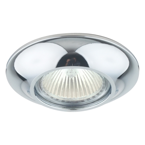 Emithor 71039 - Beépíthető lámpa 1xGU10/50W króm