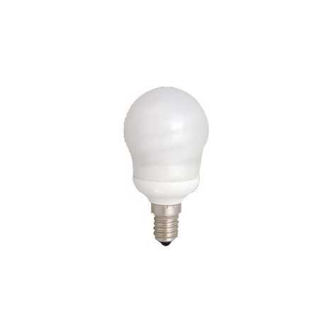 Energiatakarékos izzó E14/9W meleg fehér