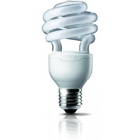 Energiatakarékos izzó E27/12W hideg fehér