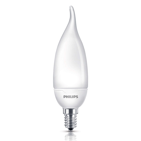 Energiatakarékos izzó  Philips E14/8W/230V - SOFTONE