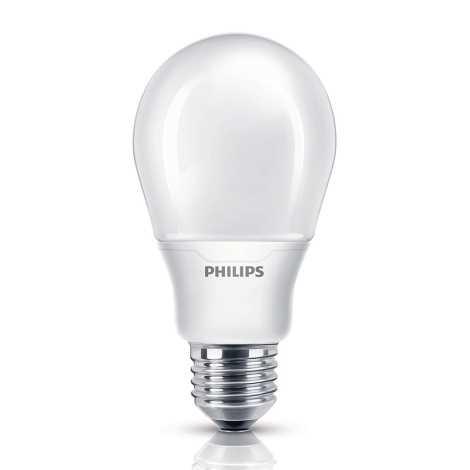 Energiatakarékos izzó Philips E27/15W/230V - SOFTONE