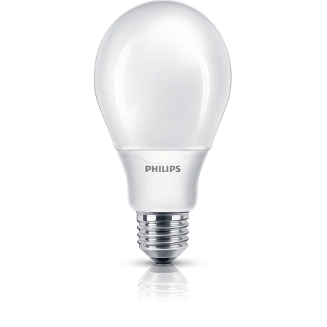 Energiatakarékos izzó  PHILIPS E27/18W/230V - SOFTONE
