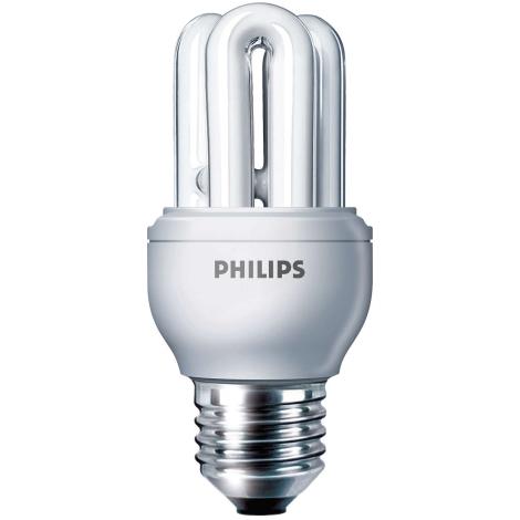 Energiatakarékos izzó PHILIPS E27/8W/230V - GENIE