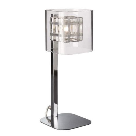 ESEO 37429/11/13 - Asztali lámpa Monti 1xG9/40W/230V