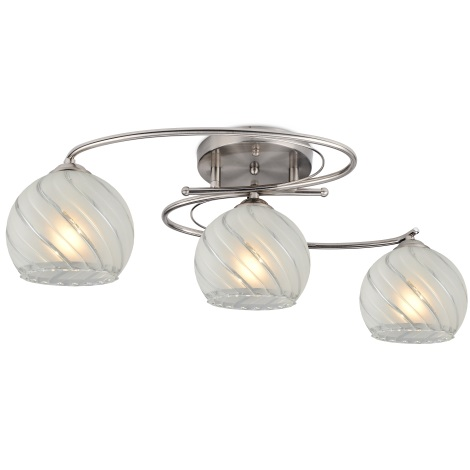 Esto 70007-3 - Mennyezeti lámpa ROMANTICA 3xE14/40W/230V