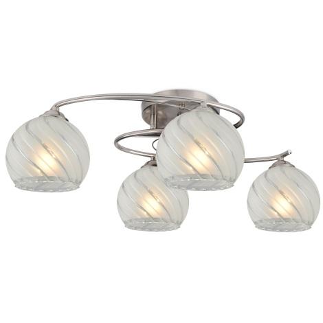 Esto 70007-4 - Mennyezeti lámpa ROMANTICA 4xE14/40W/230V