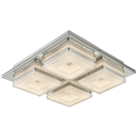 Esto 740044-4 - LED Mennyezeti lámpa DOMINO 4xLED/5W/230V