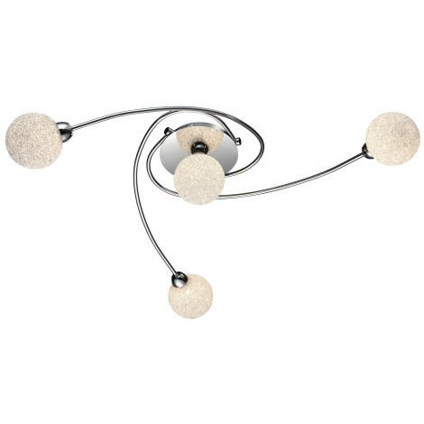 Esto 742010-4 - LED Mennyezeti lámpa CAROLINA 4xG9/2,5W/230V