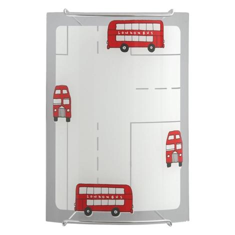 Fali lámpa BUS 1xE14/60W/230V