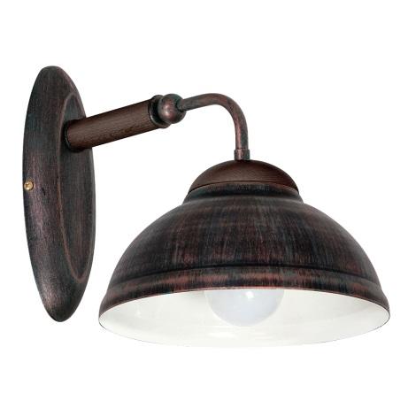 Fali lámpa FOLK 1xE27/60W/230V