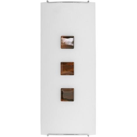 Fali lámpa KUBIK 2 2xE14/60W/230V