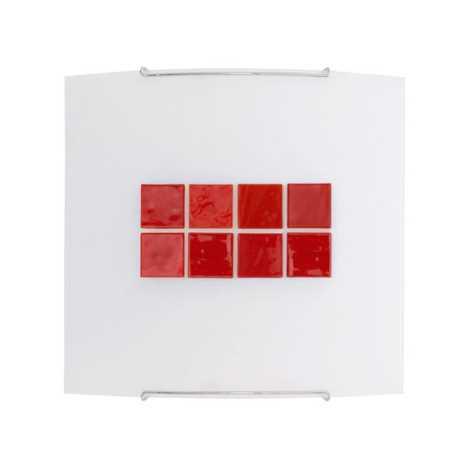 Fali lámpa KUBIK 4 2xE27/100W/230V