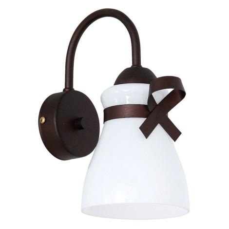 Fali lámpa REBEL 1xE27/60W/230V
