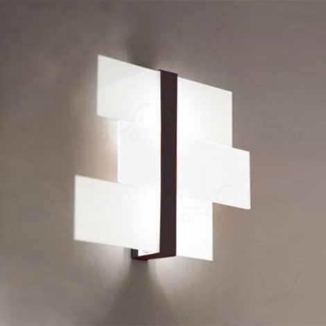 Fali lámpa TRIAD 2xE27/57W/240V