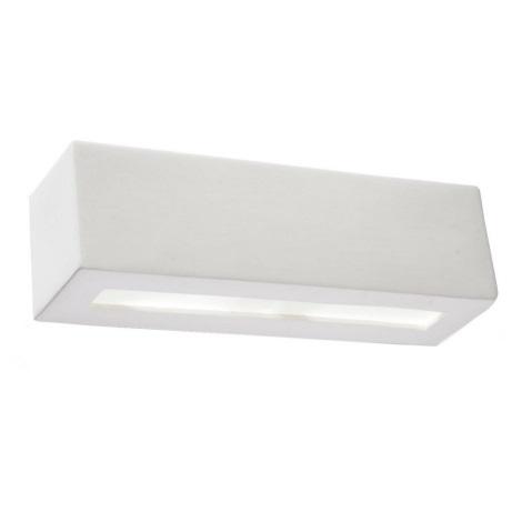 Fali lámpa VEGA 1xE27/60W/230V fehér