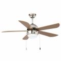 FARO 33319 - Mennyezeti ventilátor VENETO 1xE27/40W/230V