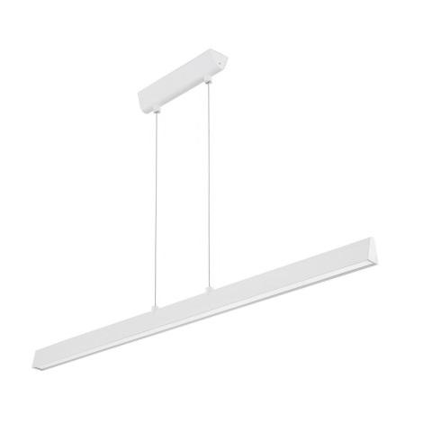 FARO 64221 - LED Csillár zsinóron CONIK LED/32W/100-240V fehér