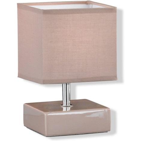 Fischer & Honsel 96671 - Asztali lámpa ADAM 1xE14/40W/230V