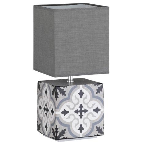 Fischer & Honsel 98191 - Asztali lámpa ORIENTAL 1xE27/40W/230V