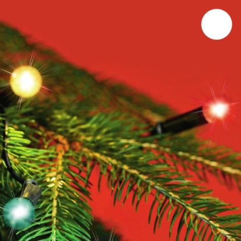 FK technics 5000137 - Beltéri karácsonyi lánc 45x izzó/230V