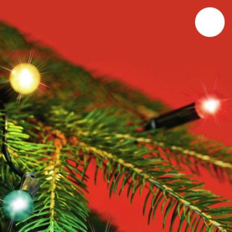 FK technics 5000139 - Beltéri karácsonyi lánc 60x izzó/230V