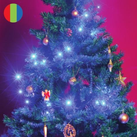 FK technics 5002374 - Beltéri karácsonyi lánc 200xLED/230V