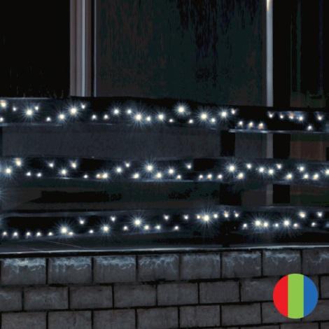 FK technics 5002377 - Kültéri karácsonyi lánc 100xLED/230V