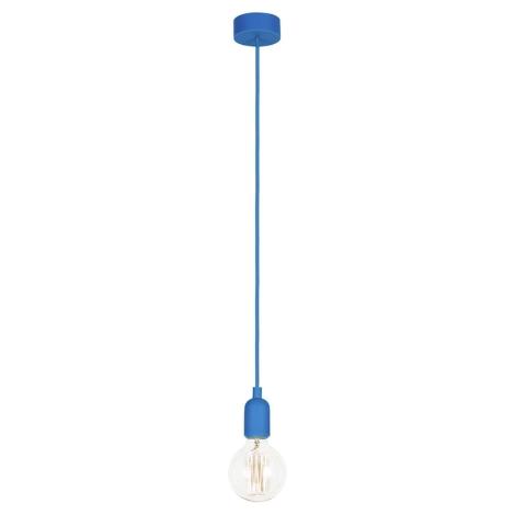 Függesztékes mennyezeti lámpa SILICONE 1xE27/60W/230V
