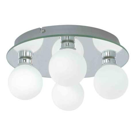 GLOBE 4  fürdőszobai mennyezeti lámpa 4xG9/25W