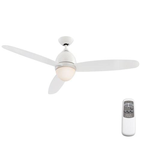 GLOBO 0300 - PREMIER mennyezeti ventilátoros lámpa 2xE27/40W