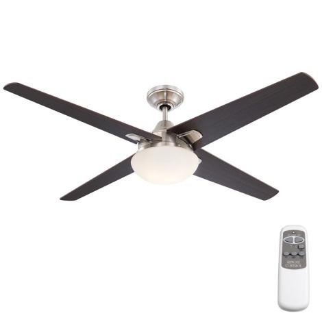 GLOBO 0304 - Mennyezeti ventilátor ZORAN 2xE27/40W/230V