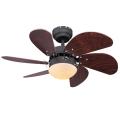 Globo 03800 - Mennyezeti ventilátor RIVALDO 1xE14/60W/230V
