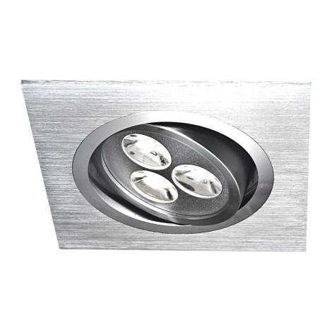Globo 12311 - LED Beépíthető lámpa 1xLED/3W/230V