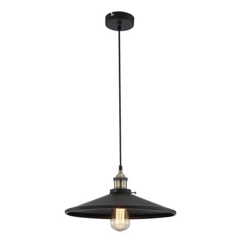 GLOBO 15060 - Függesztékes lámpa KNUD 1xE27/60W/230V