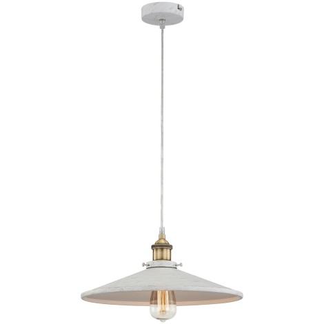 GLOBO 15061 - Függesztékes lámpa KNUD 1xE27/60W/230V
