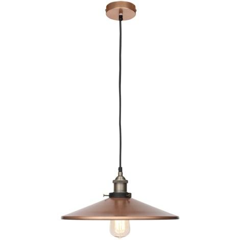 GLOBO 15062 - Függesztékes lámpa KNUD 1xE27/60W/230V