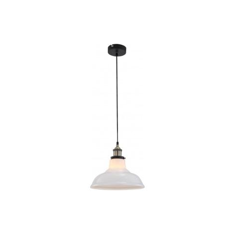 GLOBO 15064 - Függesztékes  lámpa  KNUD 1xE27/60W/230V
