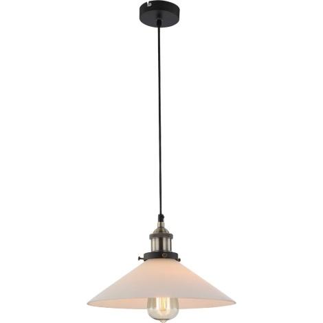GLOBO 15065 - Függesztékes lámpa KNUD 1xE27/60W/230V
