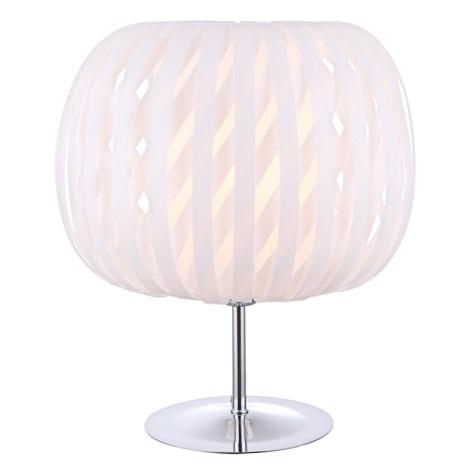 Globo 15071T - Asztali lámpa DAKOTA 1xE27/40W/230V