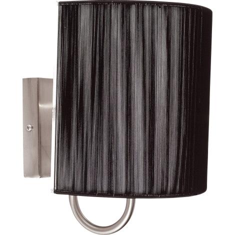 GLOBO 15101W - TWINE II fali lámpa 1xE14/40W