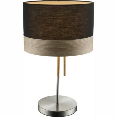 Globo 15222T1 - Asztali lámpa CHIPSY 1xE14/40W/230V magasság 470mm