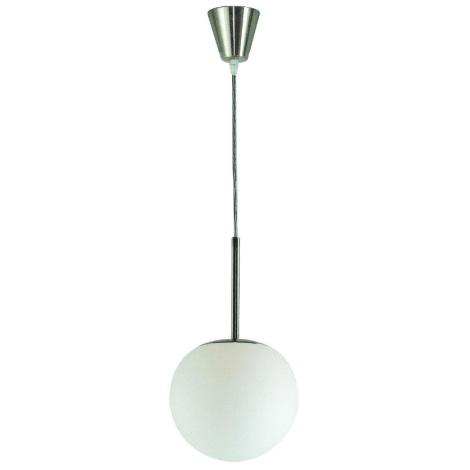 GLOBO 1581 - Függesztékes lámpa  BALLA 1xE27/60W/230V