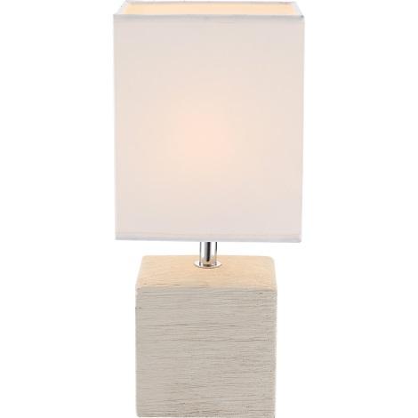 Globo 21675 - Asztali lámpa E14/40W