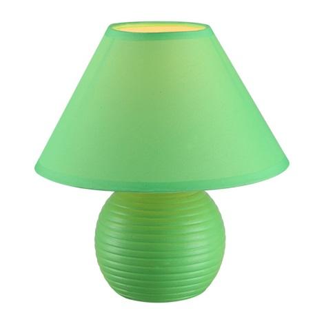 Globo 21682 - Asztali lámpa TEMPLE 1xE14/40W/230V